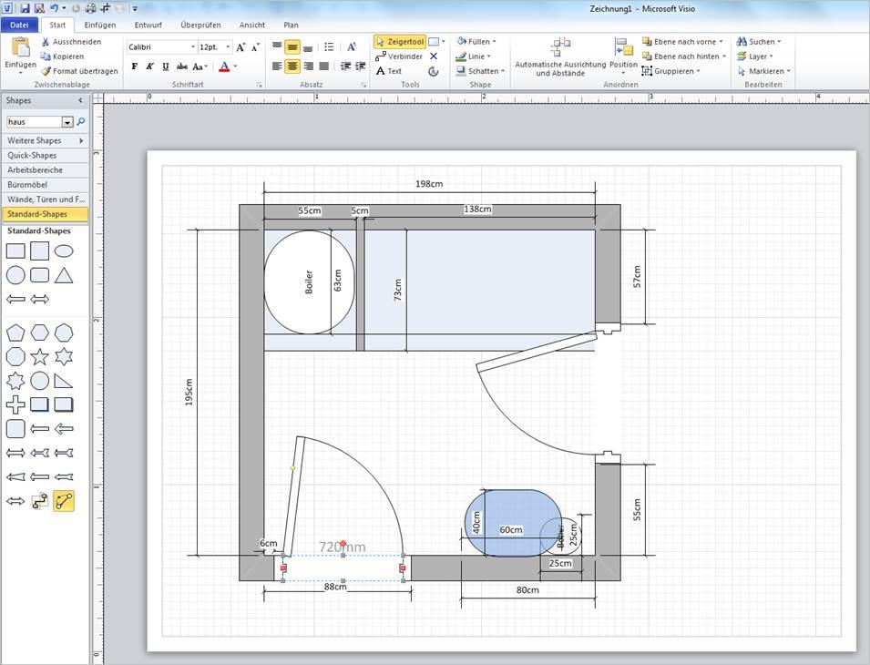 badplan grundriss mit visio erstellt rue25 blog. Black Bedroom Furniture Sets. Home Design Ideas