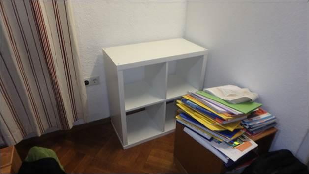 ein ikea regal zusammenbauen rue25 blog. Black Bedroom Furniture Sets. Home Design Ideas