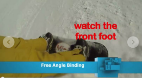 FreeAngle Bindung : Video zur Erklärung