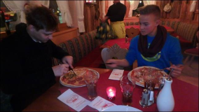 Pizza essen in Sölden: Salino Pizza King