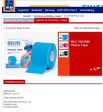 Aldi Angebote ab Donnerstag, 7. August 2014 MULTINORM Physio Tape