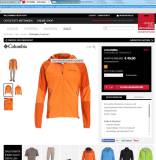 COLUMBIA  Softshelljacke Sweet As II 50% reduziert