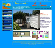 Camping bei Sarl les Bastides bei Matrigues Frankreich