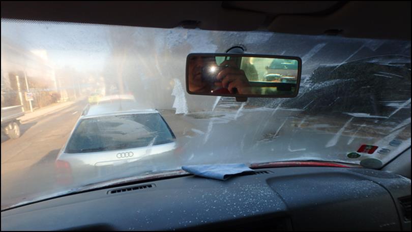 Gibt Es Einen Trick Gegen Beschlagene Autoscheiben Von Innen