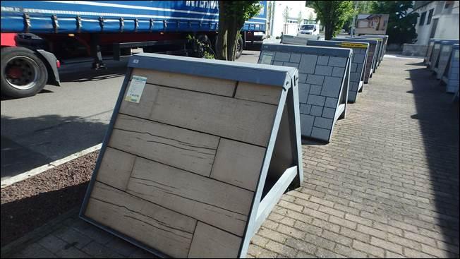 Gehwegplatten Bei Kemmler Zizishausen Nürtingen Stuttgart - Gehwegplatten beton preise