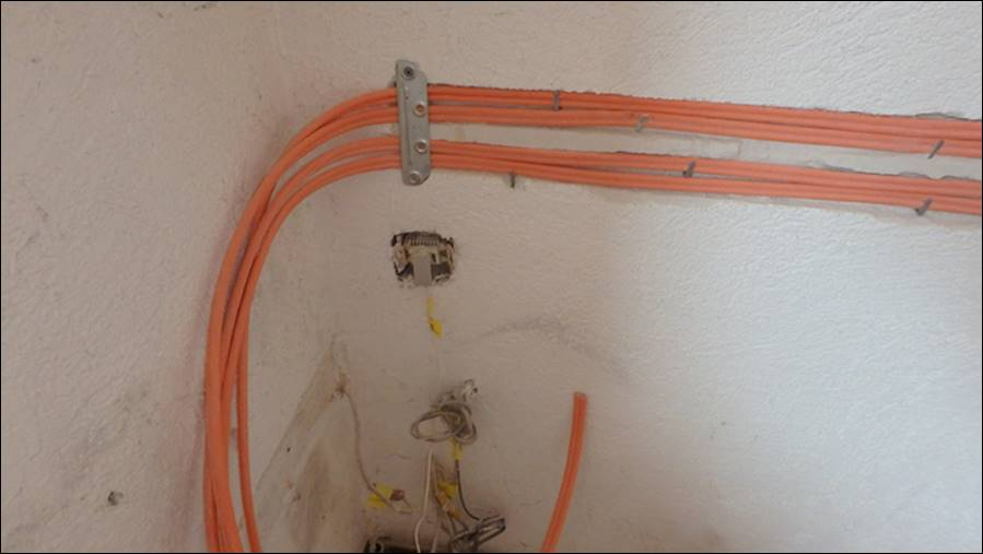 Lan Verlegung Zum Zentralen Patchpanel Switch Router Rue25 Notes