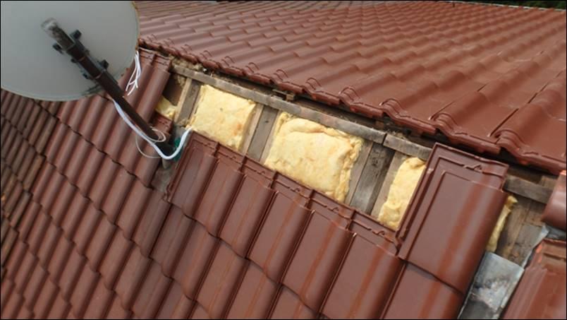 satelliten antenne lnb auf dem dach anschliessen 1. Black Bedroom Furniture Sets. Home Design Ideas