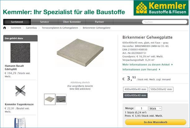 Gut gemocht Betonplatten Gehwegplatten selber verlegen tauschen sieht ist alte KQ27