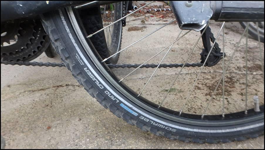 Fahrradmantel schwalbe