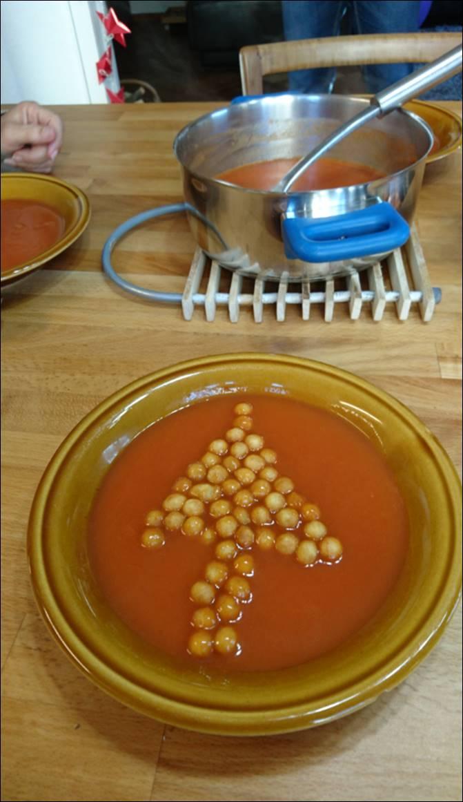 Oh Tannenbaum in meiner Suppe @ Rue25 Blog