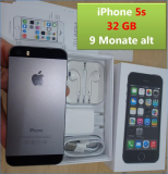 Apple iPhone 5s 32 GB Smartphone spacegrau ME435DN/A (Ohne Simlock)