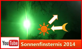 Sonnenfinsternis 2014-03