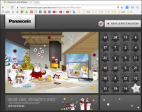Adventskalender Panasonic