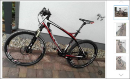 Mountainbike Liste 7 Ghost Lector